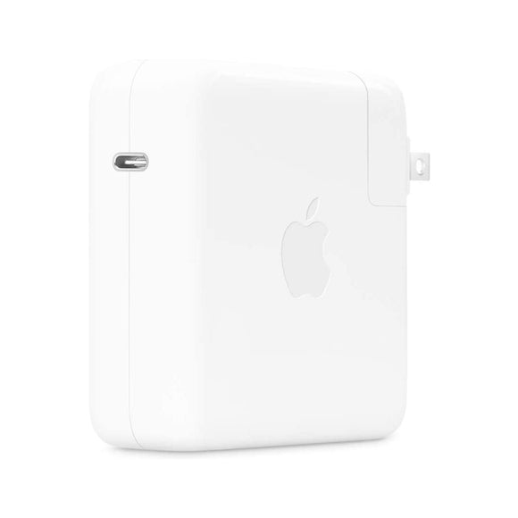 Apple 87W USB-C Power Adapter (for MacBook Pro 15.4-inch c/USB-C) - White