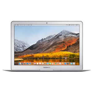 Apple MacBook Air 13-inch  (Mid 2017) 1.8Ghz Core i5, 128GB SSD, 8GB Ram, Silver - Excelente