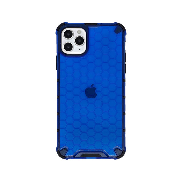 CaseMania Case 28 for iPhone 11 Pro Max Antishock Panel - Blue