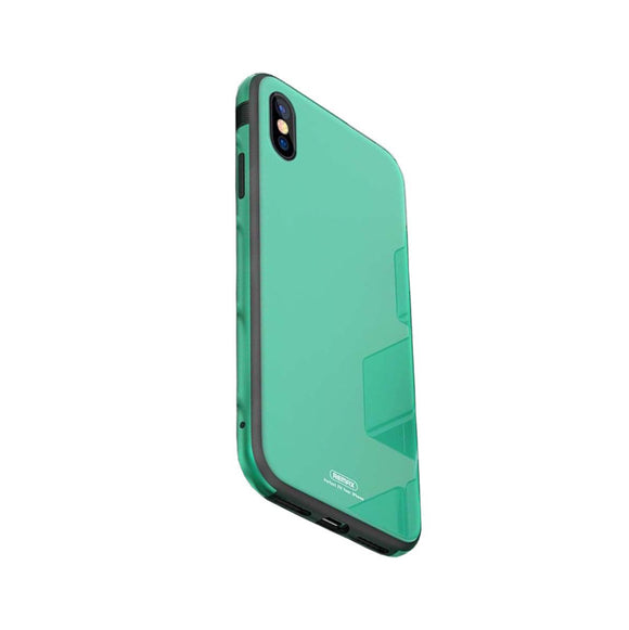 Creative Case for iPhone X RM-1665 - Green