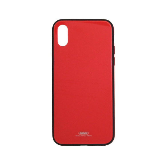Creative Case for iPhone X RM-1665 - Red