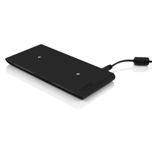 Incipio Qi Wireless Charging Base PW-161 - Black