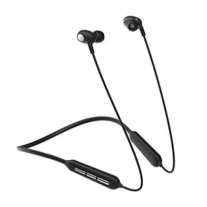 Joyroom Double-Moving Collar Hanging Neck Sports Bluetooth Headset JR-D5 - Black