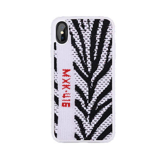 Joyroom Coconut Series Phone Case JR-BP553 for iPhone 7/8 - Black/White