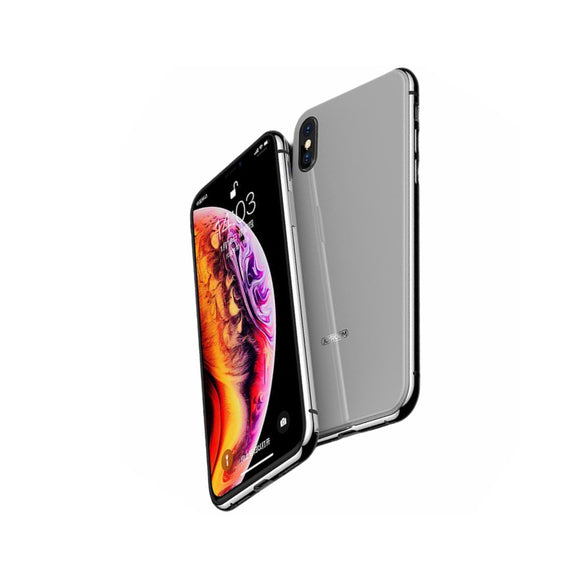 Joyroom Smooth Series Phone Case JR-BP549 for iPhone XS Max - Transparent