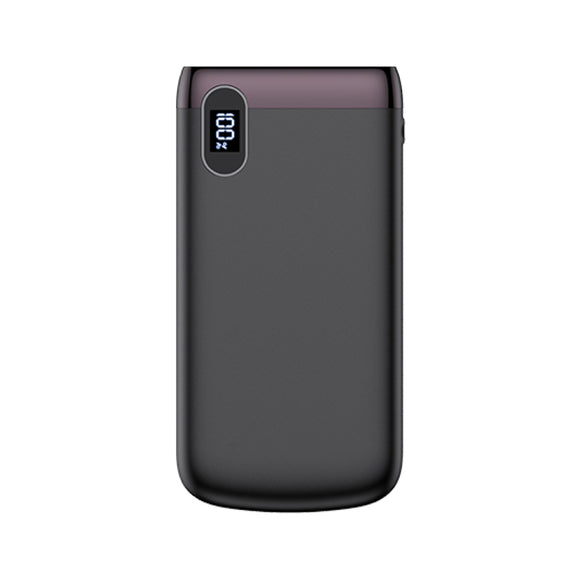 Joyroom Yazhi Series Power Bank-PD (Power Delivery) Version D-M194 PD 10000 mAh - Black