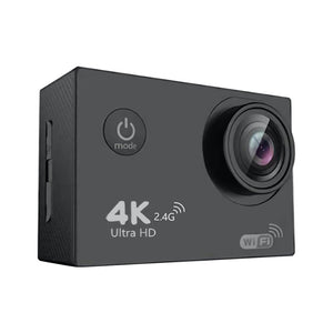 iStore Action Camera 4K v3 + SONY IMX 179 + Remote Control X2QS-R - Black