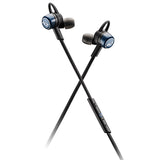 Plantronics BackBeat Go 3 In Ear Bluetooth Headphones with Charging Case - Blue