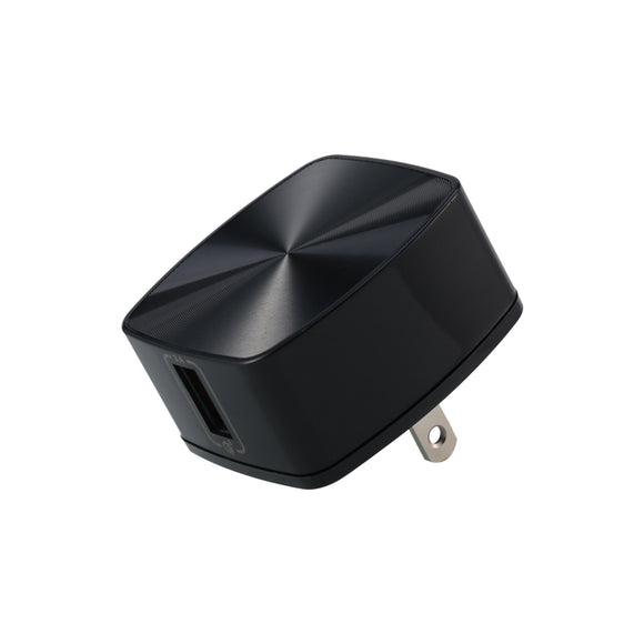Remax 3.0A Single USB Quick Charger RP-U114 US - Black