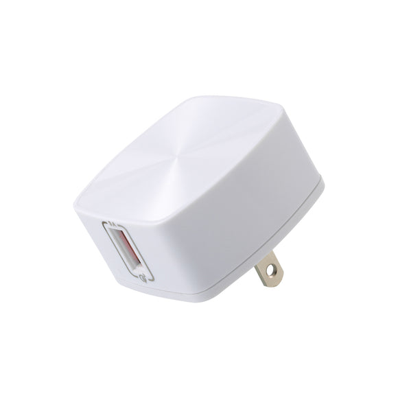 Remax 3.0A Single USB Quick Charger RP-U114 US - White