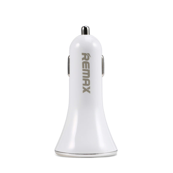 Remax 3USB 6.3A Car Charger RCC302 - White
