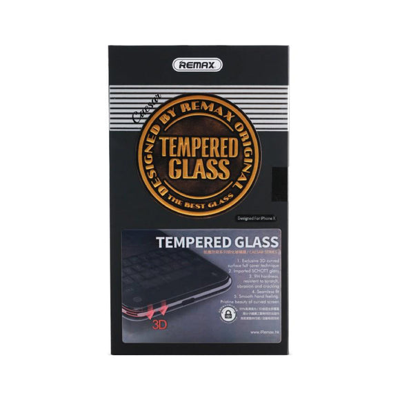 Remax Caesar Privacy Series Tempered Glass GL-01 iPhone7/8 Plus - Black