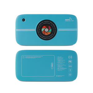 Remax Category Wireless Power Bank 10000 mAh RPP-91 - Blue