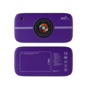 Remax Category Wireless Power Bank 10000 mAh RPP-91 - Purple