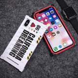 Remax Container Series Creative Case RM-1657 for iPhone X - Black
