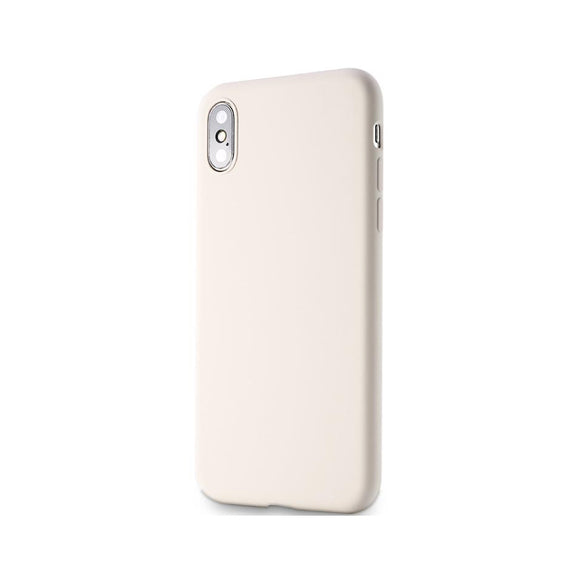 Remax Crave phone Case for iPhone X RM-1661 ivory - White