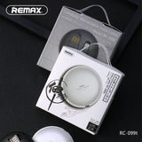 Remax Cutebaby Retractable Data Cable 2-in-1 for Micro USB and Lightning RC-099t 1M - White