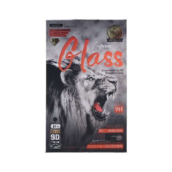 Remax Emperor Series 9D Tempered Glass GL-32 for iPhone 6.1-inch - Black