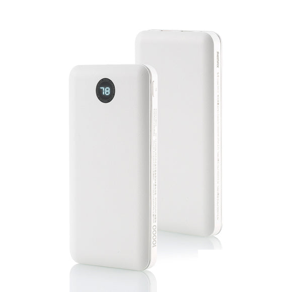 Remax Energy Eye Power Bank 10000 mAh RPP-37 Quick Charge - White