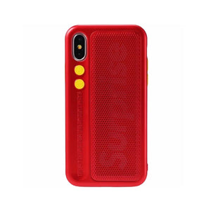 Remax Fantasy Series Case RM-1656 for iPhone X - Red