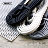 Remax Fast Pro Data Cable Lightning RC-129i - Gray