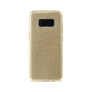 Remax Glitter Case for Samsung S8 Plus - Gold