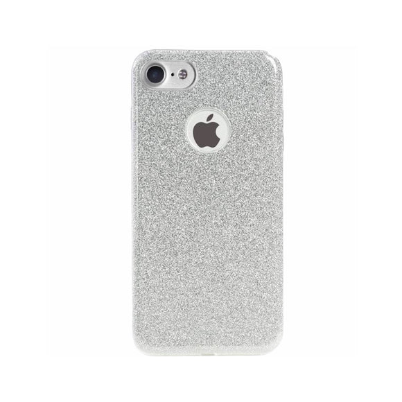 Remax Glitter Case for iPhone 7 Plus - Silver