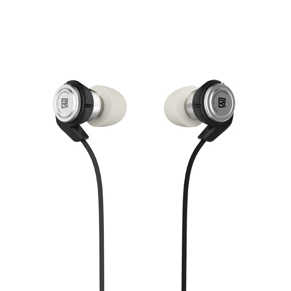 Remax Hybrid Earphone RM-800MD - Black