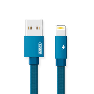 Remax Kerolla Data Cable USB to Lightning RC-094i 1M - Blue