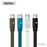 Remax Kerolla Data Cable USB to Micro USB RC-094m 1M - Green
