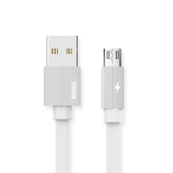 Remax Kerolla Data Cable USB to Micro USB RC-094m 2M - White