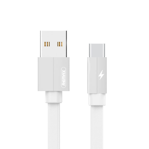 Remax Kerolla Data Cable USB to Type-C RC-094a 2M - White