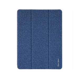 Remax LEATHER Case for iPad 10.5-inch PT-10 - Blue