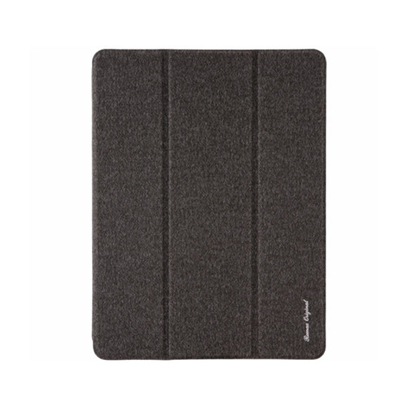 Remax Leather Case for 9.7-inch iPad PT-10 - Black