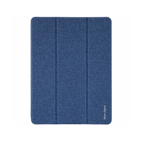 Remax Leather Case for 9.7-inch iPad PT-10 - Blue