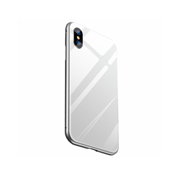 Remax Magneto Series Phone Case RM-1663 iPhone X - Silver