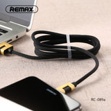 Remax Metal Data Cable 2.4A for Type-C RC-089a - White