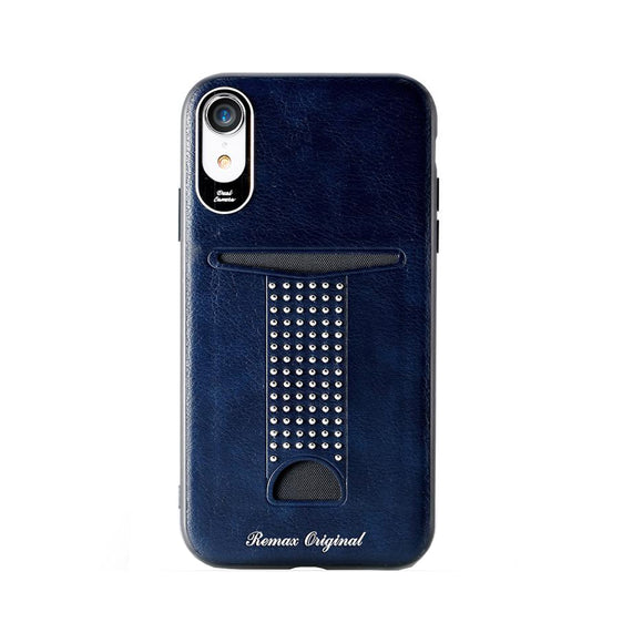 Remax Mihsuan Series Phone Case RM-1668 for iPhone XR - Blue