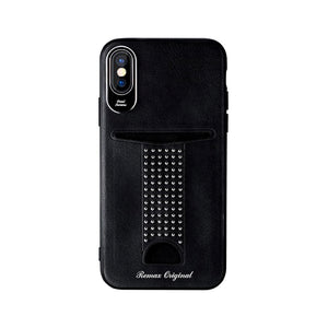Remax Mihsuan Series Phone Case RM-1668 iPhone XS - Black