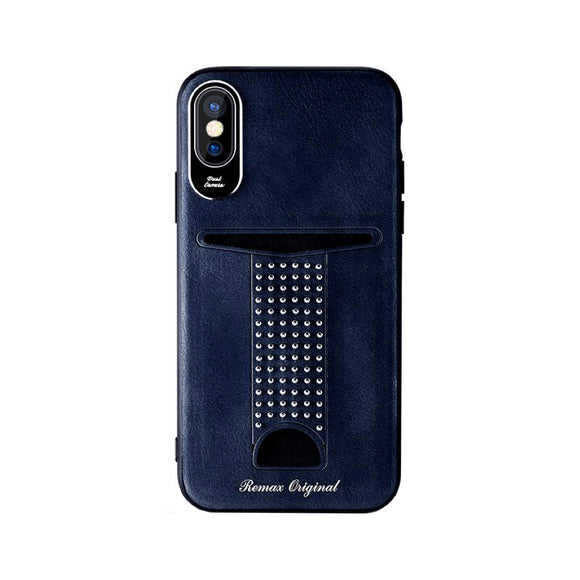 Remax Mihsuan Series Phone Case RM-1668 iPhone XS - Blue
