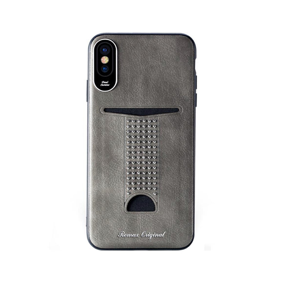 Remax Mihsuan Series Phone Case RM-1668 iPhone XS Max - Gray