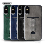 Remax Mihsuan Series Phone Case RM-1668 iPhone XS Max - Green