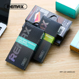 Remax Miles series Wireless Power Bank 10000 mAh RPP-103 - Black