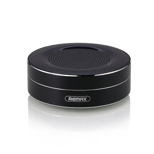 Remax RB-M13 Portable Bluetooth Speaker support TF Card playing - Black