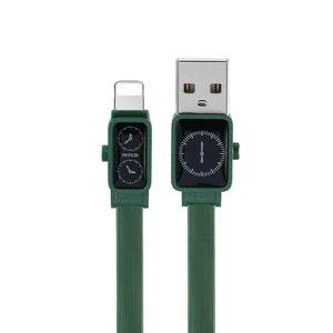 Remax Watch Data Cable for Lightning RC-113i - Green