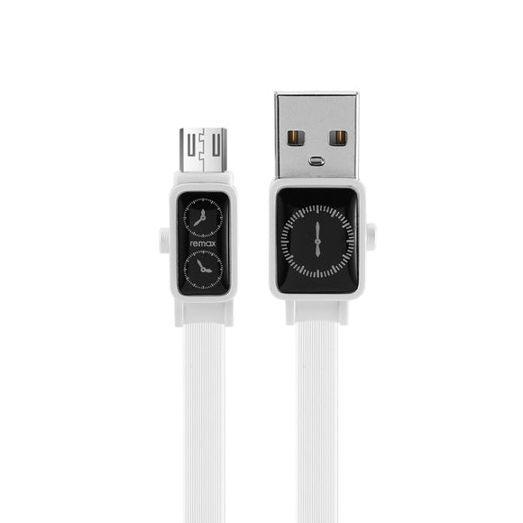 Remax Watch Data Cable for Micro USB RC-113m Silver