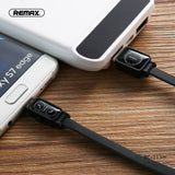 Remax Watch Data Cable for Micro USB RC-113m - Black
