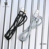 Remax XII Data Cable Xii-X001 Lightning MFI certified - Black