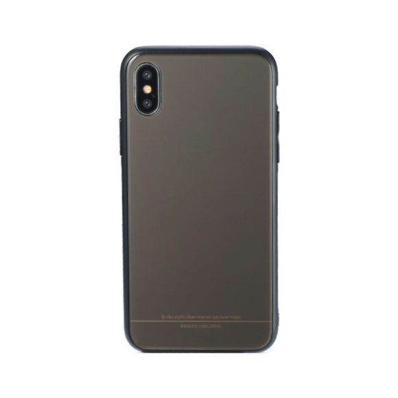 Remax Yarose Prime Series Case RM-1653 for iPhone X - Brown