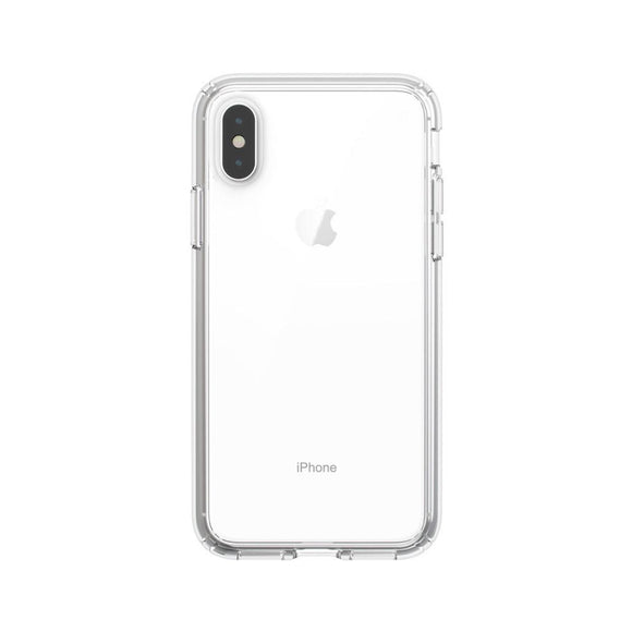 Speck (Apple Exclusive) Presidio Clear Case for iPhone X - Clear